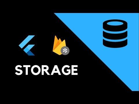 Flutter - Upload files to Firebase Storage
