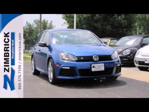 2013 Volkswagen Golf R Madison WI Sun Prairie, WI #1615 SOLD