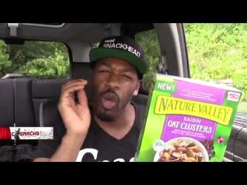 NATURE VALLEY Makes Cereal now my ninjas!!!