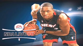 NBA LIVE 06 -- Gameplay (PS2)
