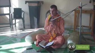 Шримад Бхагаватам 8.1.1-2 - Вальмики прабху