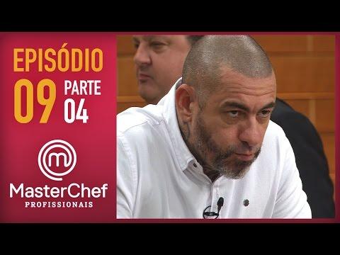 MASTERCHEF PROFISSIONAIS (29/11/2016) | PARTE 4 | EP 9 | TEMP 01