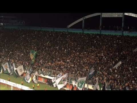 ADU BERISIK BRIGATA CURVA SUD VS JAKMANIA - PSS V PERSIJA | PIALA PRESIDEN 2019
