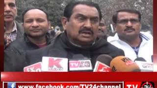 God Valmiki  image insulting case in udhamsingh nagar