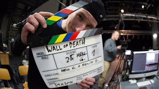 "Making Of ""Wall Of Death"" - Motion Capture"