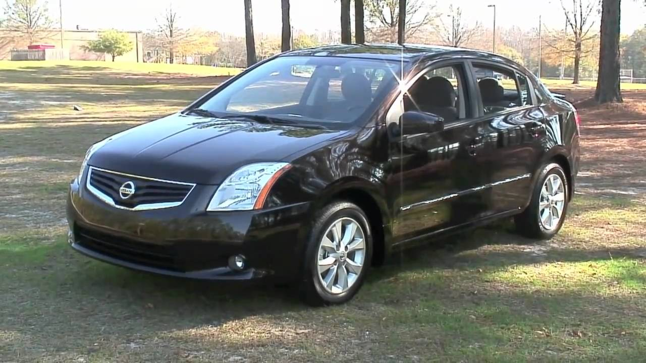 2011 Nissan Sentra SL, Detailed Walkaround - YouTube