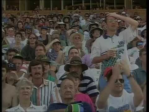 Mike Atherton 185* vs South Africa 1995