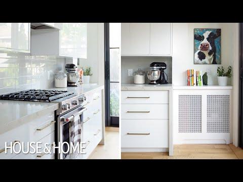 Interior Design — Small Modern Family Home Makeover