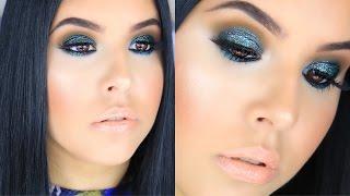 Bold Smokey Eye | My Birthday Glam | Nelly Toledo