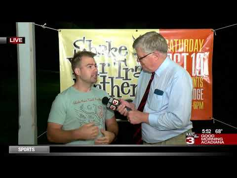 Spirit of Acadiana: Shake Your Trail Feather