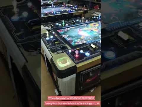 Phoenix Legend Fish Table Skilled Game Machine - Full download
