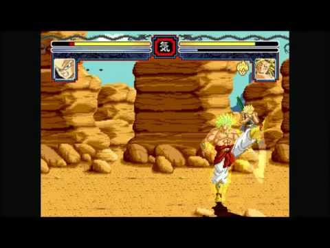 Dragon Ball Z Mugen Edition 2 Working Version For Windows Download