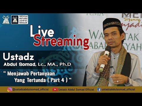 "live-streaming-|-""-tanya-jawab-yang-tertunda-(-part-iv-)-""-|-live---pekanbaru,-riau"
