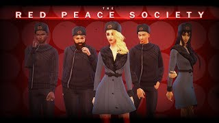 The Red Peace Society (Episode 1)   The Sims 4