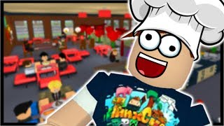 MAKE YOUR OWN ROBLOX RESTAURANT!! | Roblox Restaurant Tycoon
