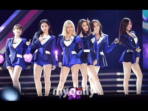 T- ARA   Bo Peep Bo Peep + Roly Poly + So Crazy - Dream Concert 2016
