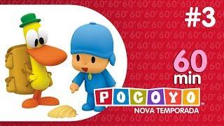 Pocoyo | NOVA TEMPORADA (4) | 60 minutos com Pocoyo [3]