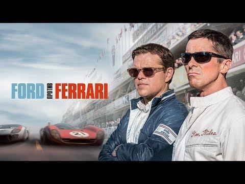 Ford против Ferrari. Трейлер