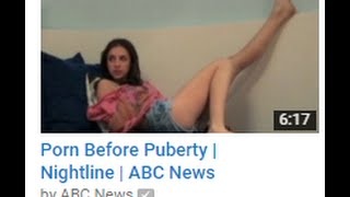 Porn Before Puberty   ABC Documentary