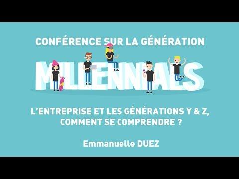 L'entreprise et les générations Y & Z, comment se comprendre ?