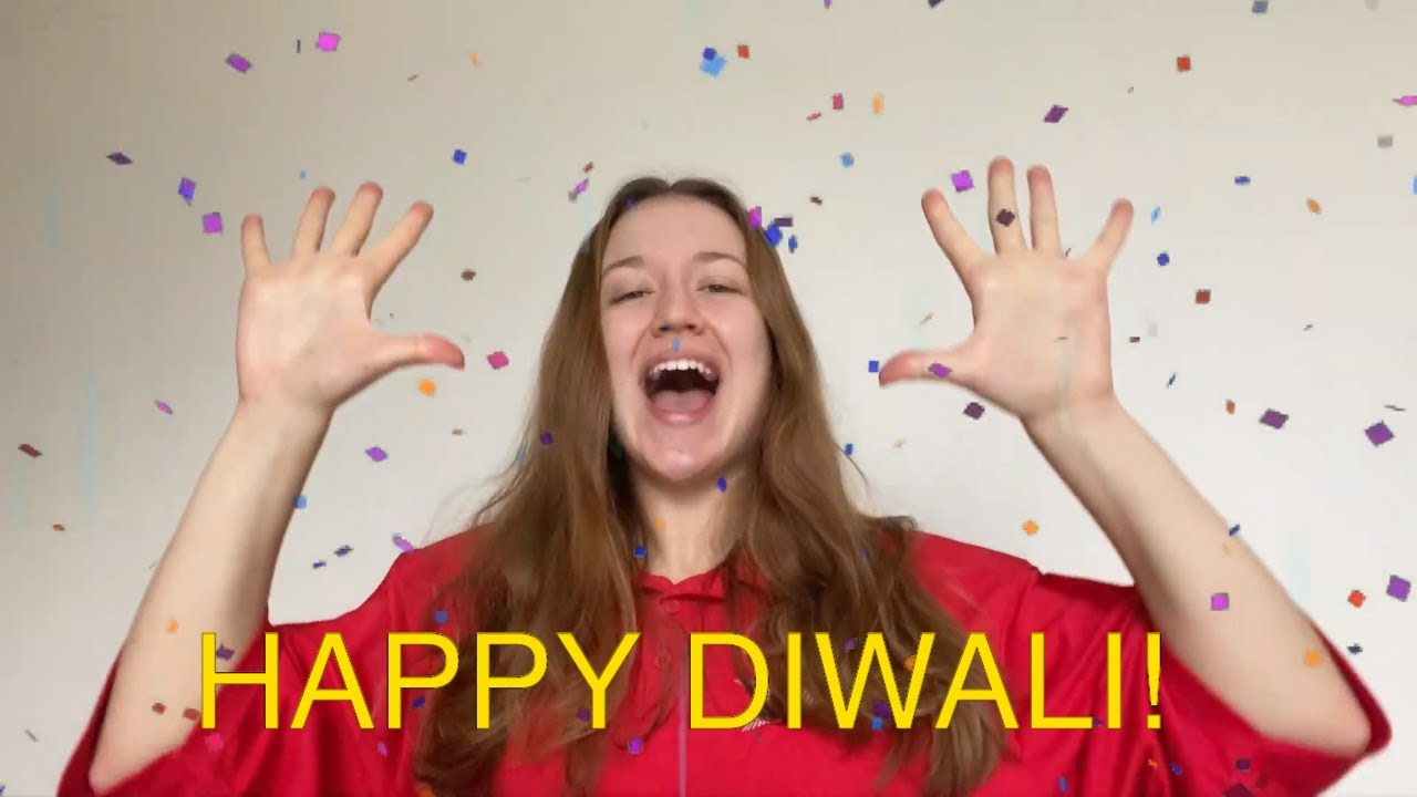 Lucy's Happy Diwali Cover!