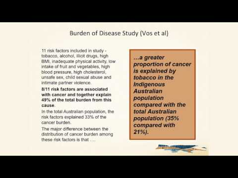 Plenary Session 2:  Prevention and early detection of cancer