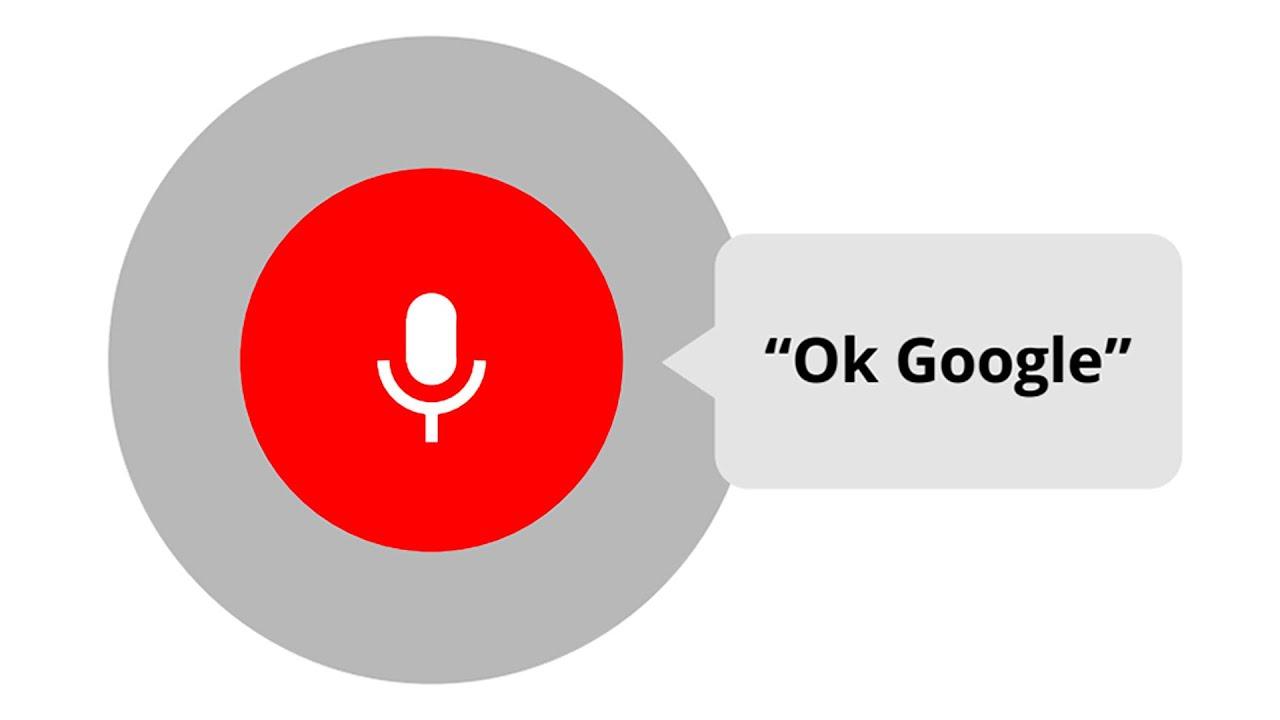 """Как включить голосовой поиск по фразе """"OK Google"""" в Google ..."""