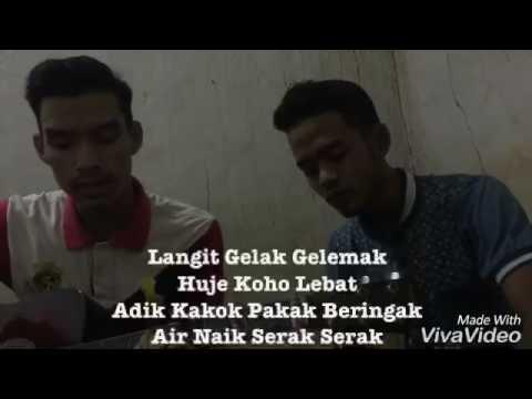 Lagu Banjir-Denmanjo Ft Syafiq Amzar