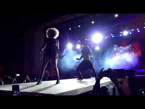 Binkolera by Sheebah ft The Ben (performance)