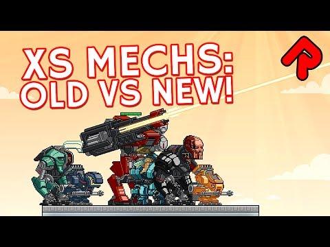 Starbound XS Mechs Modular Edition Vs Vehicle Edition!   Best Starbound 1.3 Mods