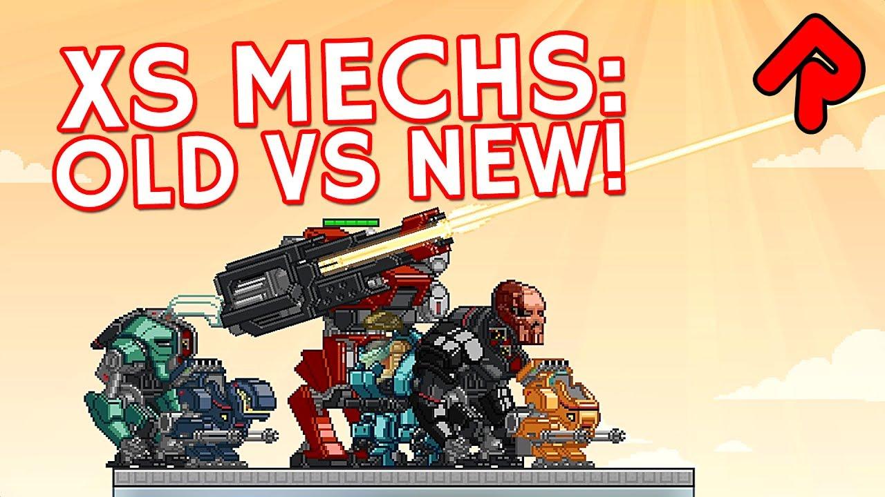 Starbound XS Mechs Modular Edition vs Vehicle Edition! | Best Starbound 1 3  mods