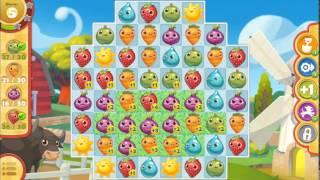 iPhone version of Farm Heroes Saga. iPhoneバージョンです。