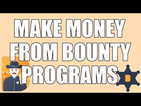 How to Earn Bitcoin and Cryptocurrency From Bounty Programs - What You Don't Know