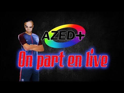 Toulouse - psg  on par en live - azéd stories