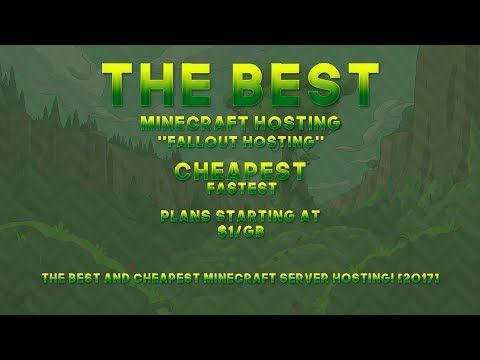 The Best And Cheapest Minecraft Server Hosting