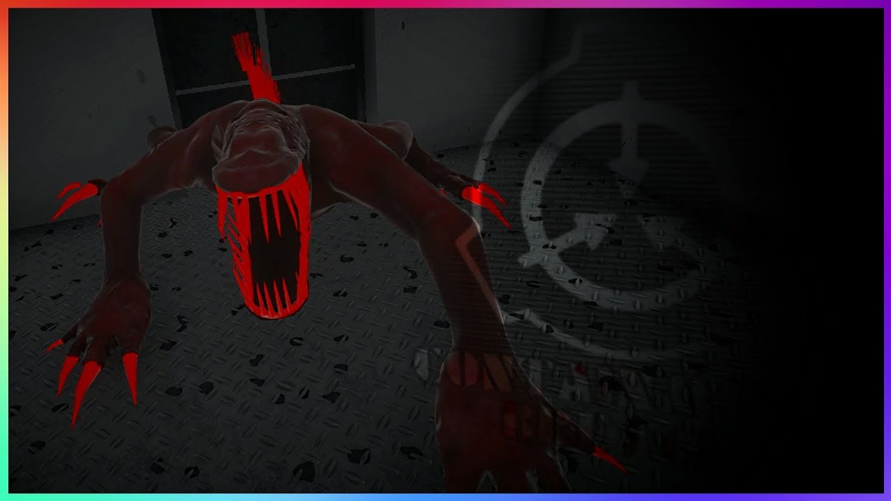 SCP:CB HD Edition But Everything looks SPIFFING!