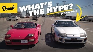 SUPRA - Why This 25yr Old Toyota is Worth More Than a Ferrari | ¿PRESTADO?