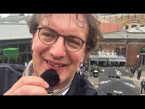 DVZ auf der re:publica im Gespräch mit Christian Clawien