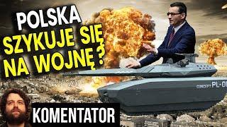 Polska Szykuje Się na Wojnę? - Ruszył Pobór - Wezwania w Środku Nocy - Analiza Komentator Wojsko PL