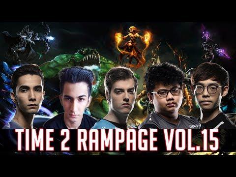 Dota 2 TIME 2 RAMPAGE Vol.15 by Time 2 Dota #dota2 thumbnail