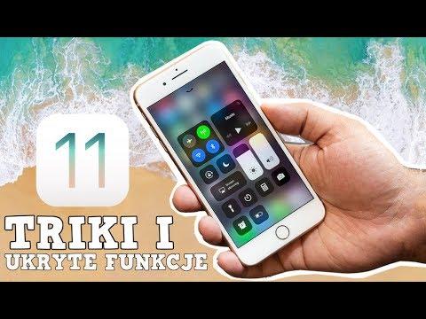 iOS 11 – NAJLEPSZE TRIKI I UKRYTE FUNKCJE | AppleNaYouTube