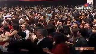 Apsara Awards 2010 amitabh bachchan lifetime acheivment award.