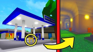 THIS TIKTOK SHOWS *NEW SECRET* In The BROOKHAVEN GAS STATION! (Roblox)