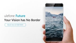 ulefone future review/test en français