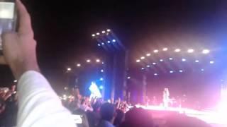Maraisa caiu no palco na gravaçao do DvD Em Campo Grande ..