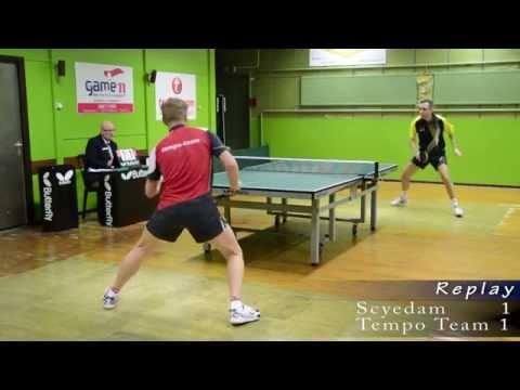 Tafeltennis Tempo Team - Scyedam