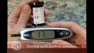 Onetouch Ultramini Blood Glucose Monitoring System