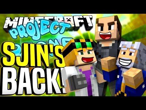 Minecraft - SJIN'S BACK! - Project Ozone #195