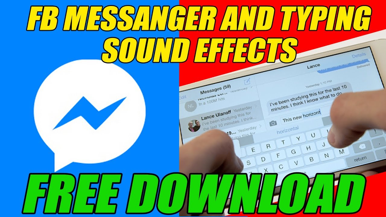 Download typing sound effect