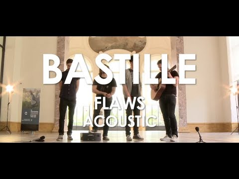 Bastille - Flaws - Acoustic [ Live in Paris ]